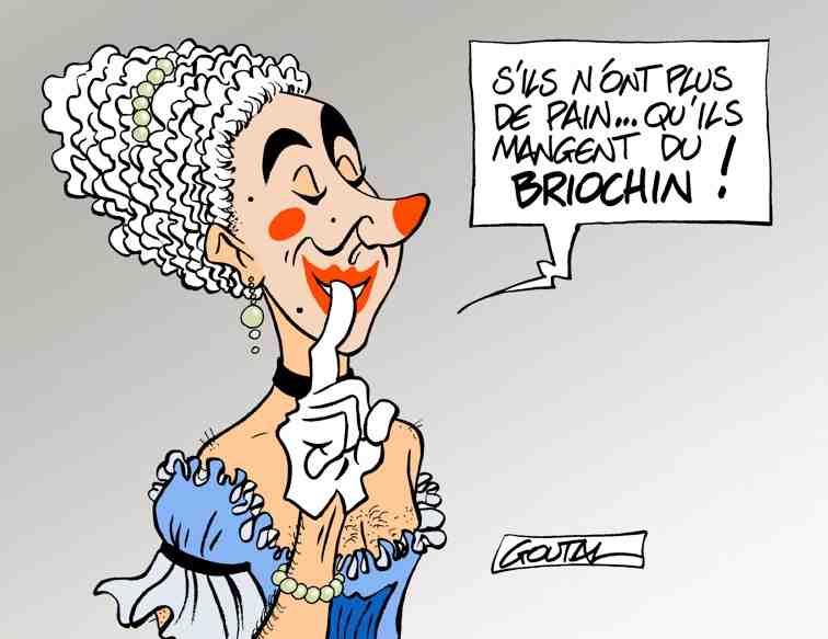 Marie Antonette